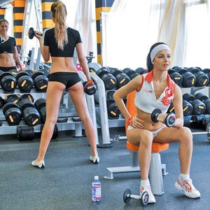 Фитнес-клубы Невели