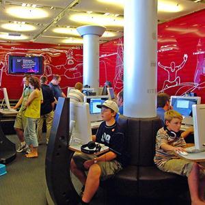 Интернет-кафе Невели
