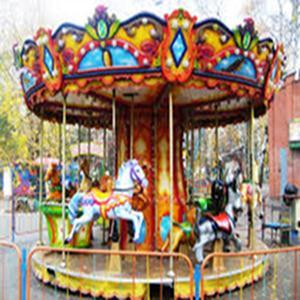 Парки культуры и отдыха Невели