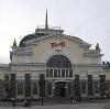 Железнодорожные вокзалы в Невели